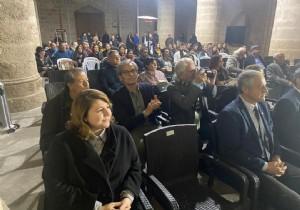 Yazar Dr.Turgül Tomgüsehan a Gazimağuda da Yoğun İlgi